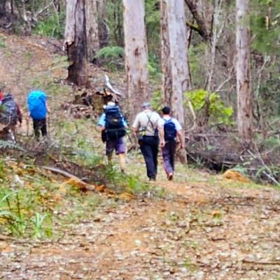 Bibbulmun Track Hike for Bibles 2019